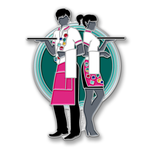 National Waiters and Waitresses Day.