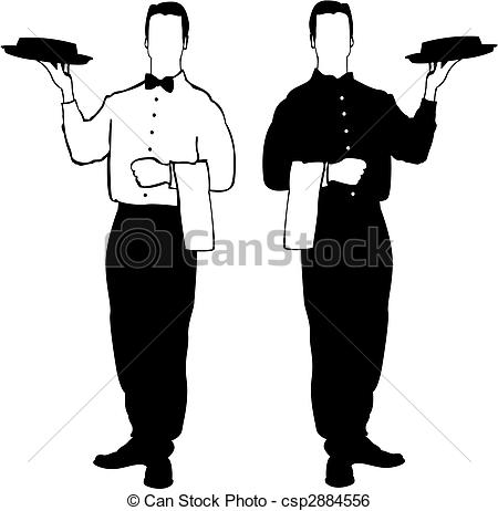 Waiter Stock Illustrations. 58,640 Waiter clip art images and.