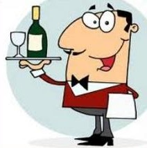 Waiters clipart » Clipart Station.