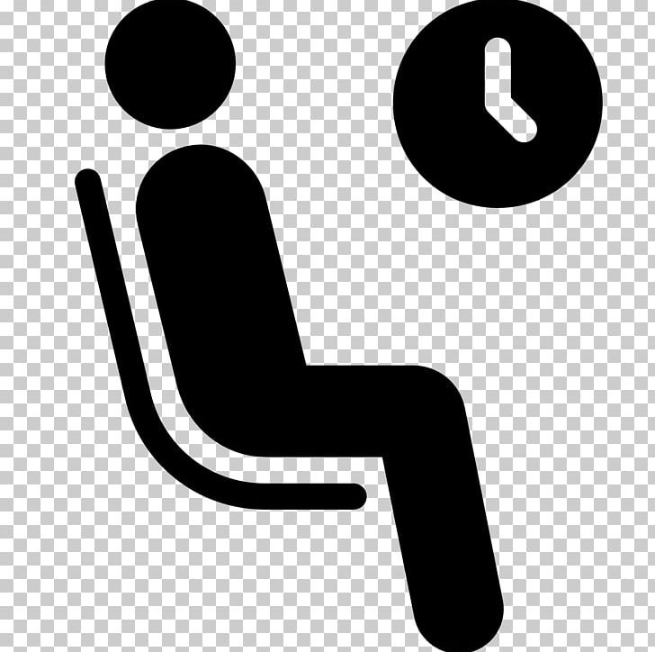 Computer Icons Waiting Room Font PNG, Clipart, Area, Black.