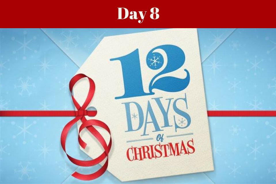 12 Days of Christmas.