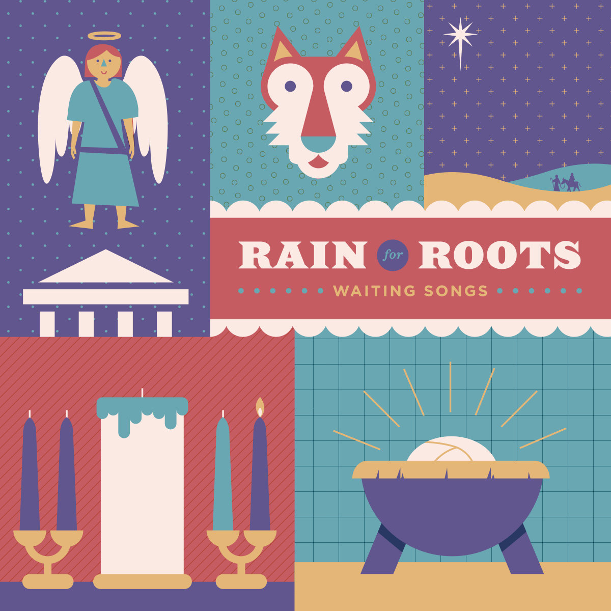 Rain For Roots.