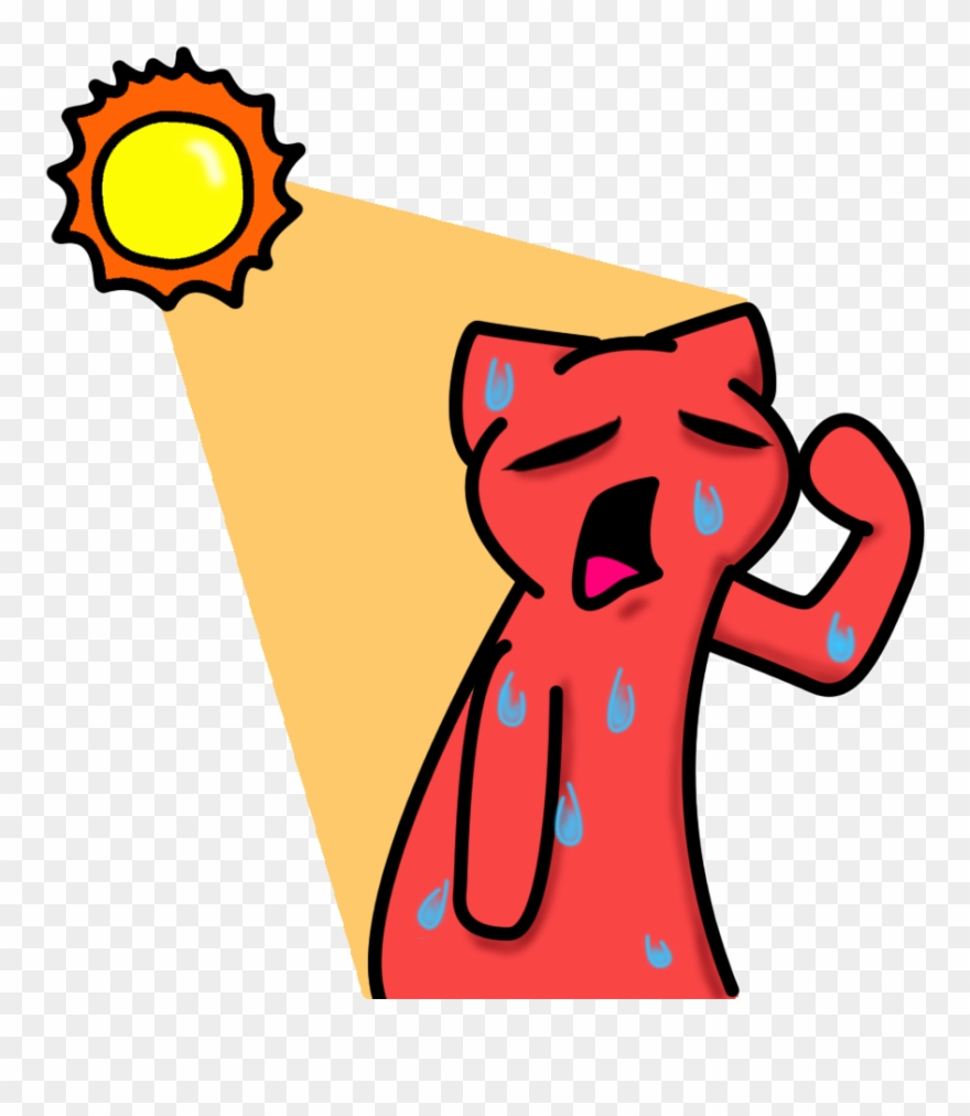 Hot Weather Sticker For Ios Android Giphy Rh Giphy.