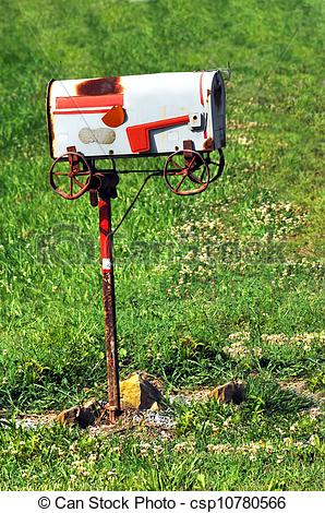 Mailbox Americana.