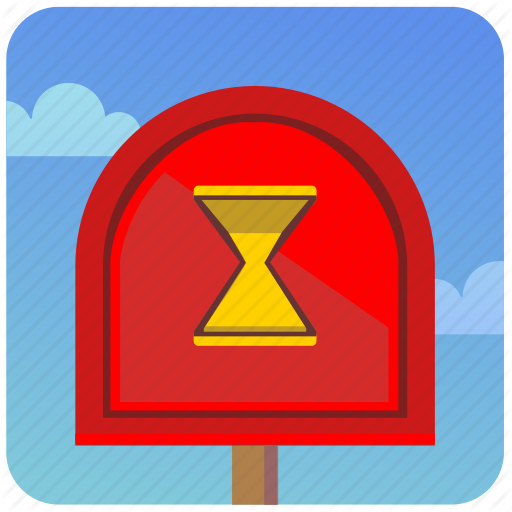 \'Mailbox and letters\' by Inmotus Design.