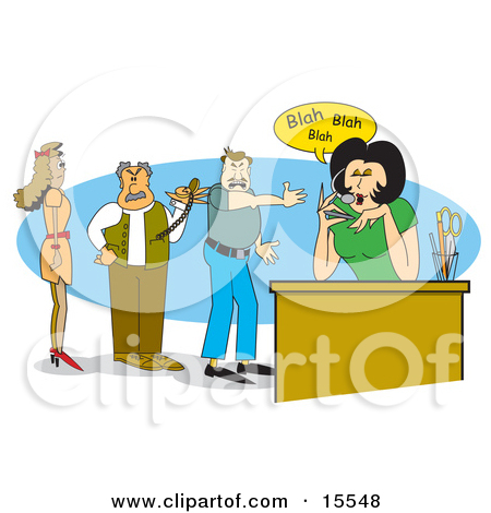 Waiting off clipart #20