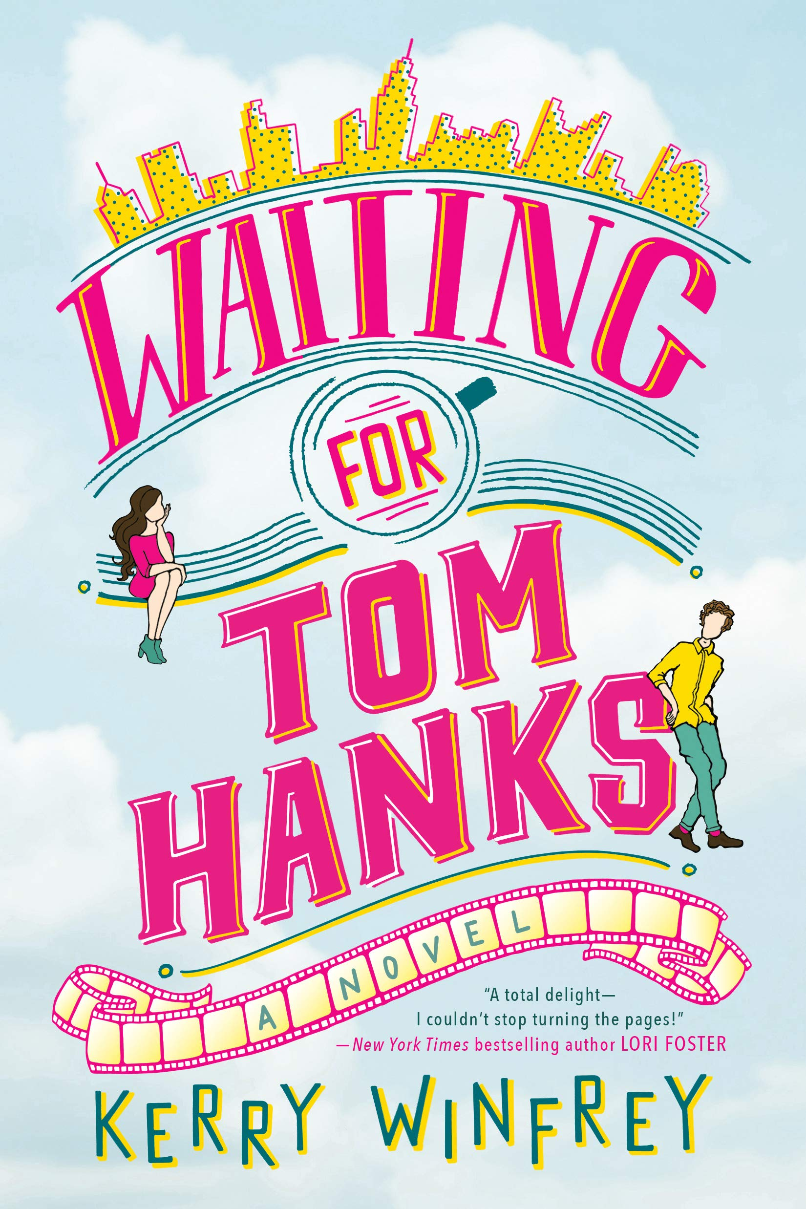 Waiting for Tom Hanks: Kerry Winfrey: 9781984804020: Amazon.