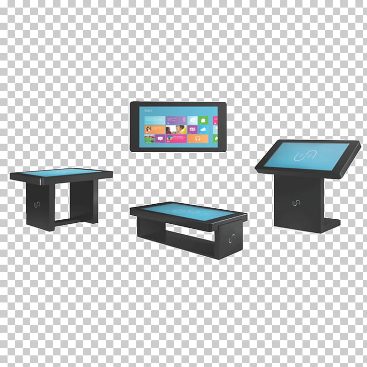 Coffee Tables Touchscreen Furniture Waiting room, table PNG.