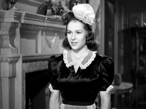 1940\'s maid.