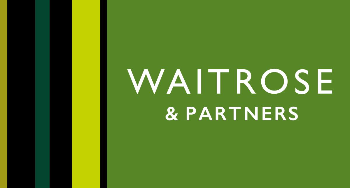 Waitrose & Partners.