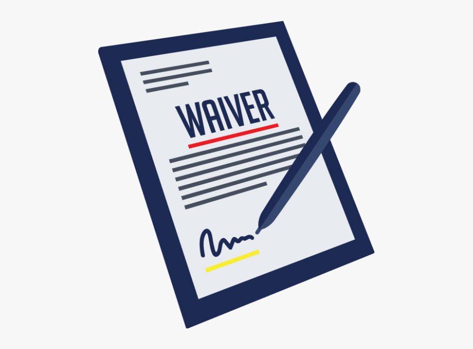 Waiver Icon 4.