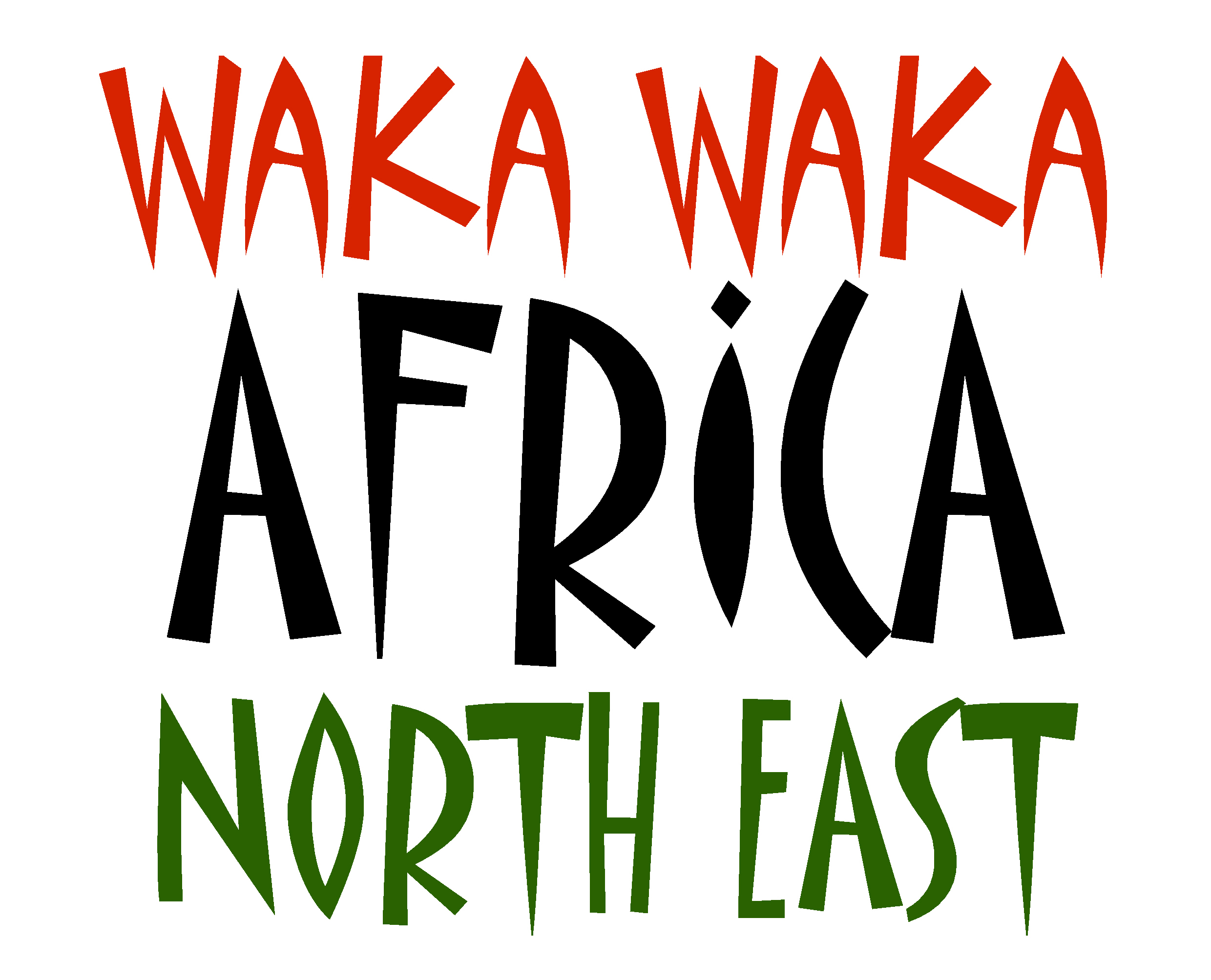 Waka Waka Africa North East.