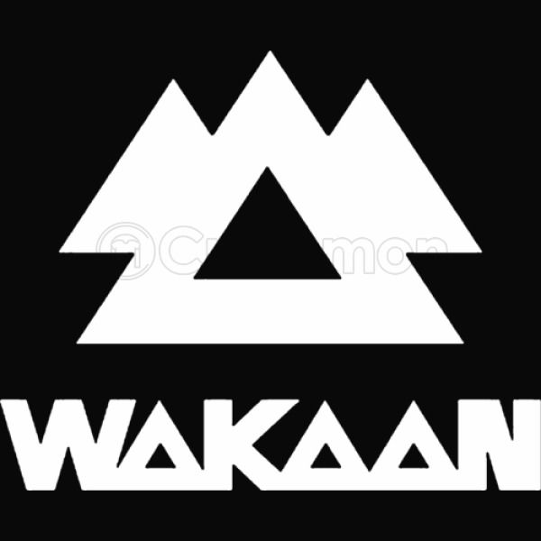wakaan logo Cotton Twill Hat (Embroidered).