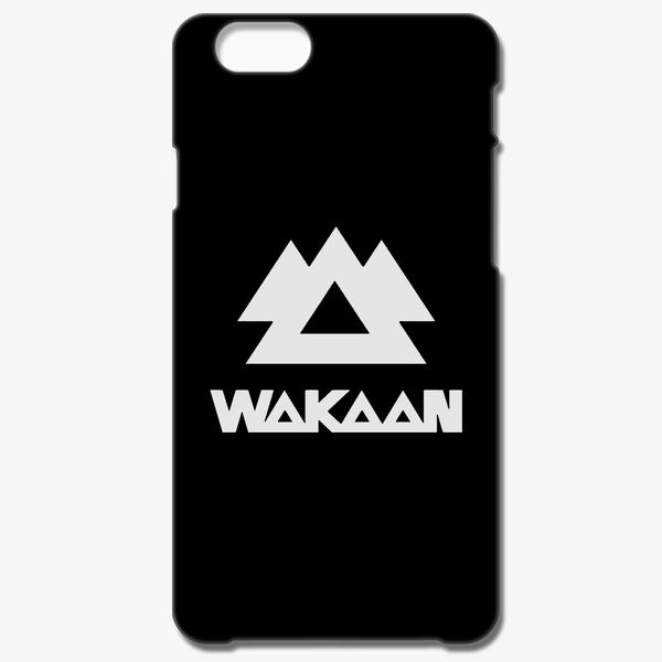 wakaan logo iPhone 7 Plus Case.