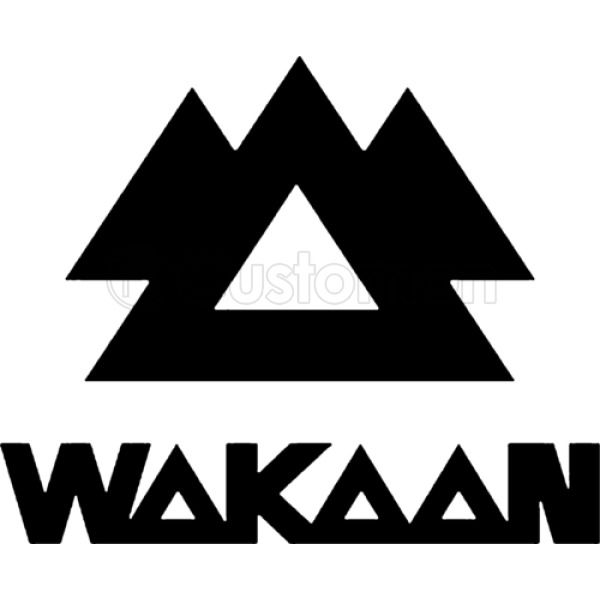 wakaan Knit Beanie (Embroidered).