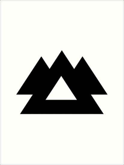 \'Wakaan Logo\' Art Print by omgeliza.