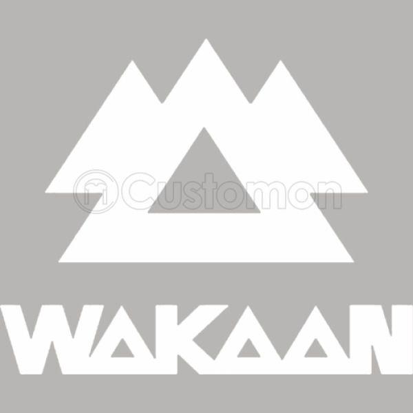 wakaan logo Travel Mug.