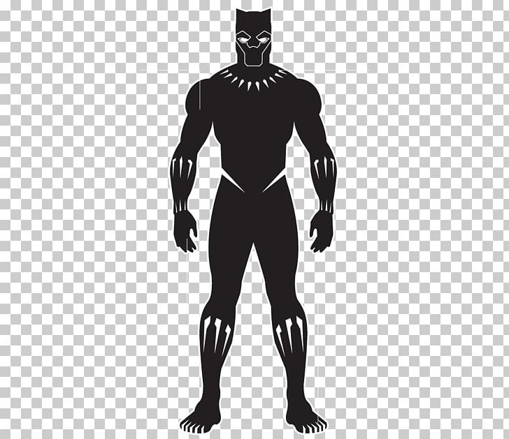 Black Panther Vibranium Suit Wakanda Costume, black panther.
