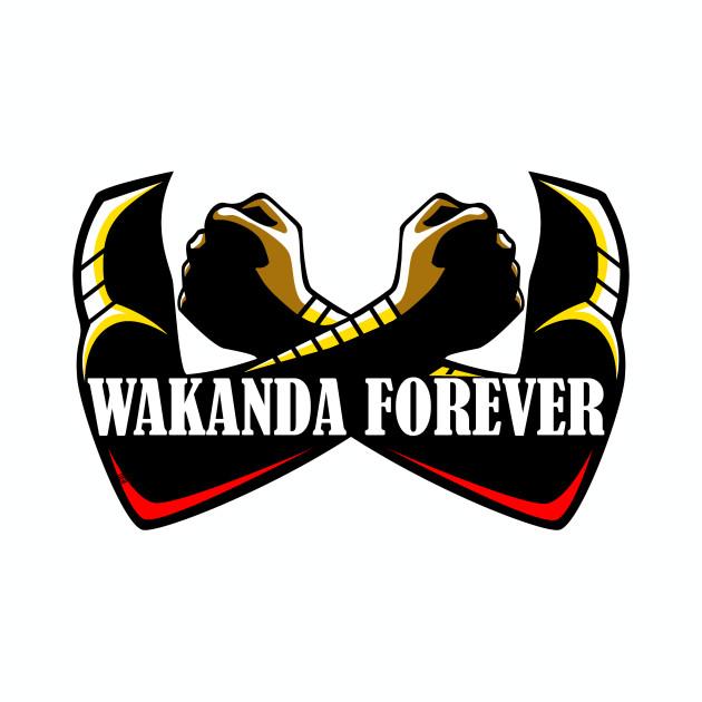 Wakanda Forever.