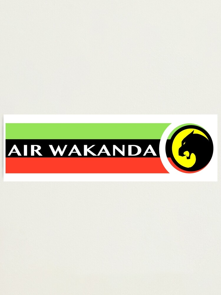 Air Wakanda.
