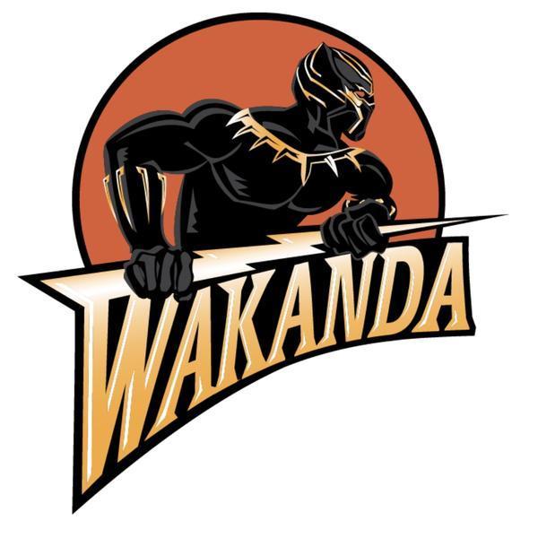 Wakanda Logo.