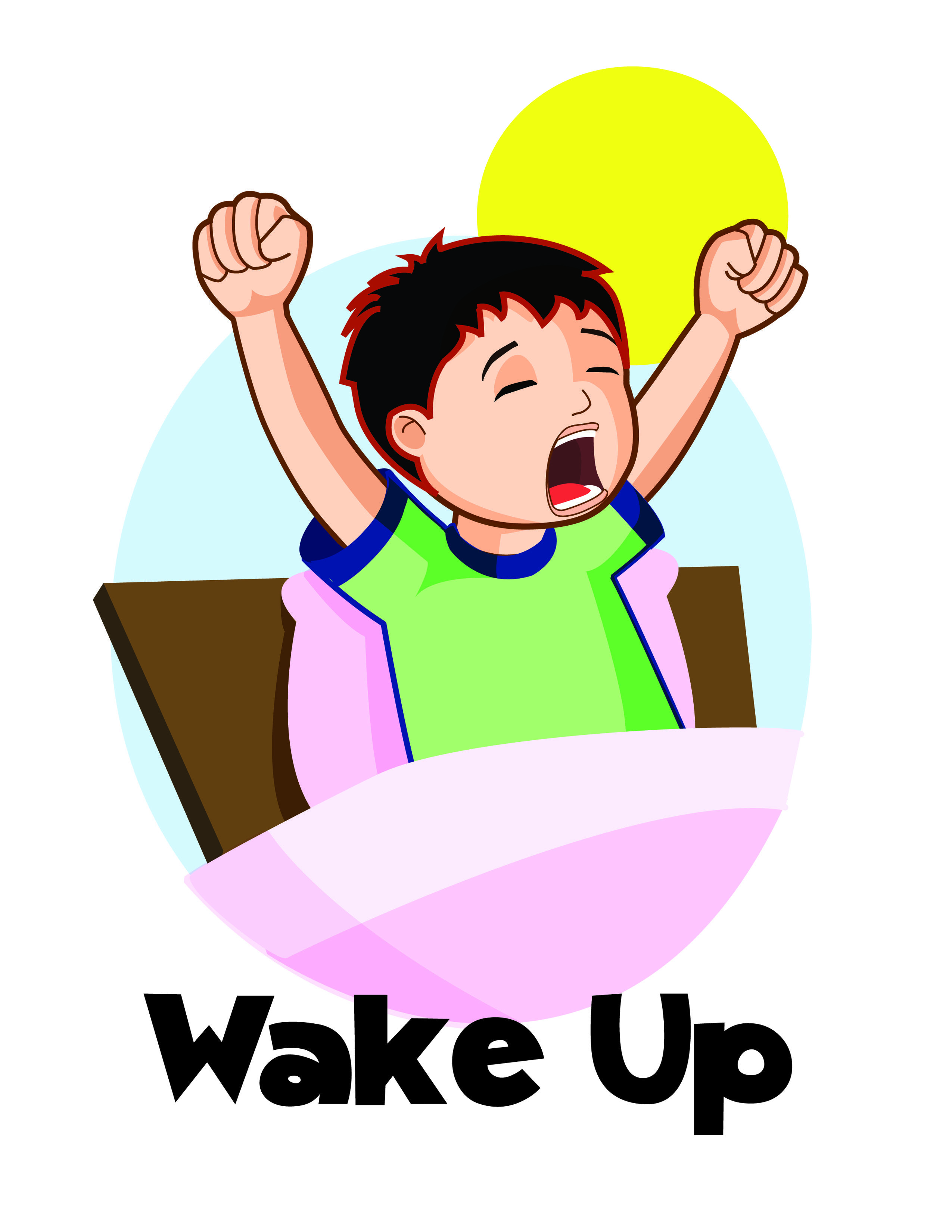 11 Wake Up Clip Art Free Cliparts That You Can Download To You.