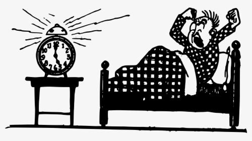 Alarm Wake Up Clip Arts.