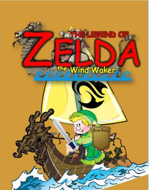 The Legend of Zelda The Wind Waker.