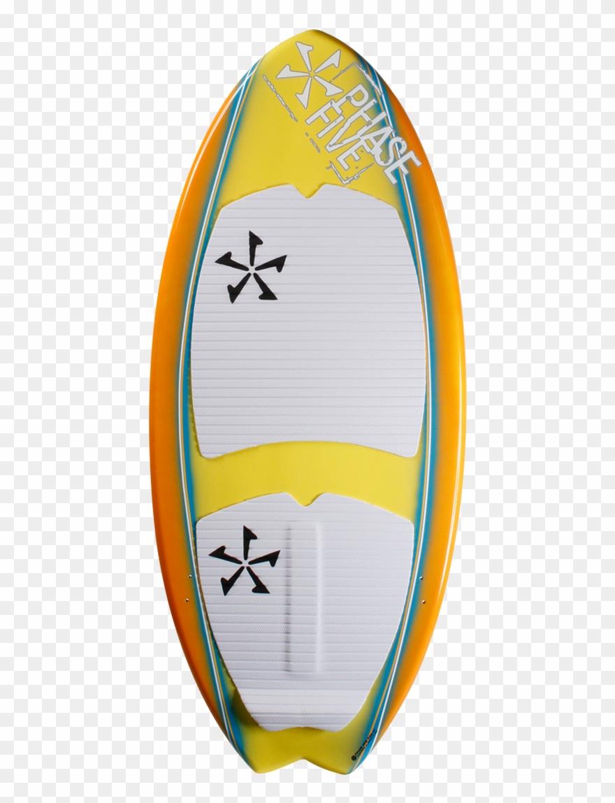 Phase Boards Com Wakesurf Fish.