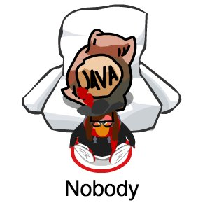 Nobody on Twitter: \