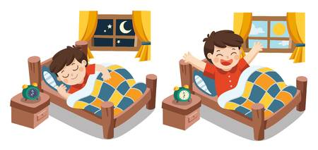997 Wake Up Early Stock Vector Illustration And Royalty Free Wake Up.
