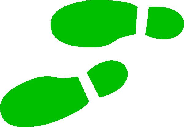Free Shoe Prints Walking, Download Free Clip Art, Free Clip.