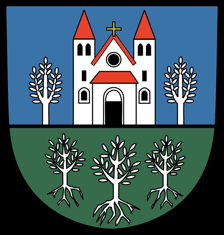 Alte Deutsche Wappen.