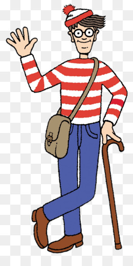 Where S Wally PNG and Where S Wally Transparent Clipart Free.
