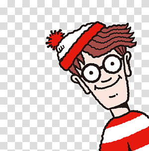 Wheres Wally PNG clipart images free download.
