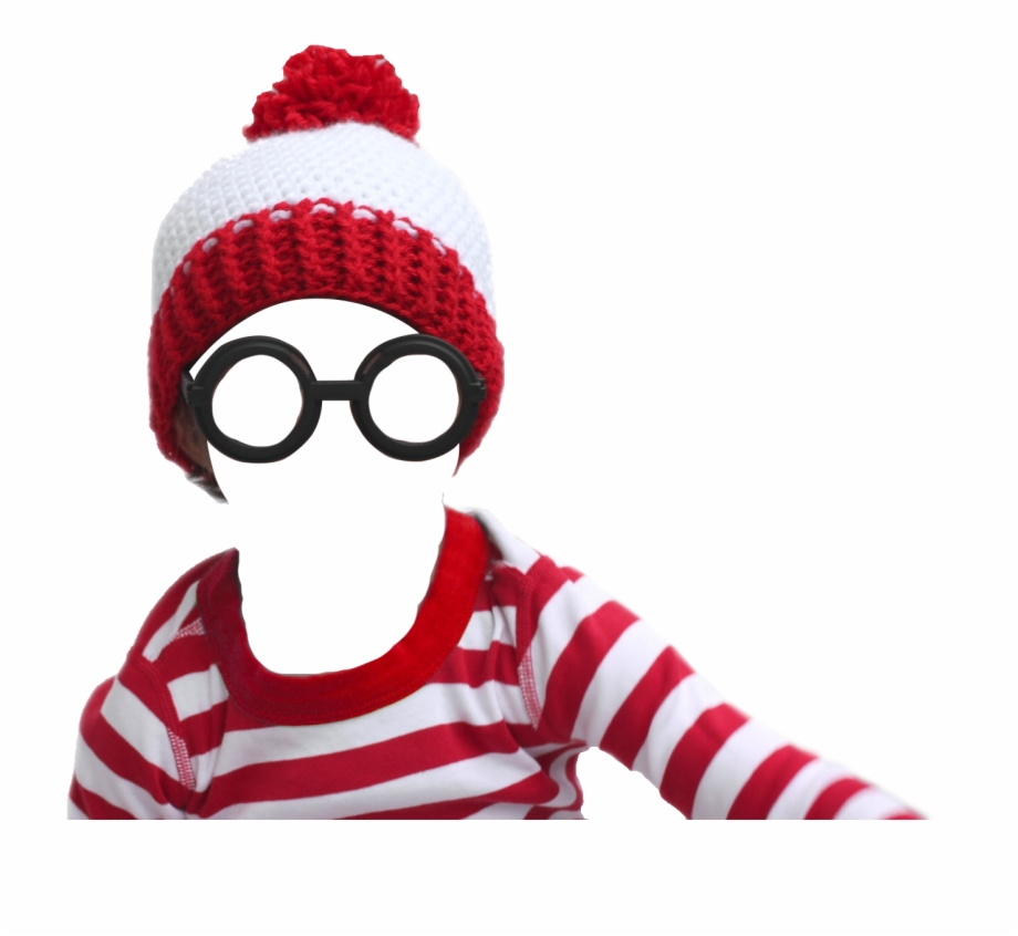 Waldo Glasses Png.