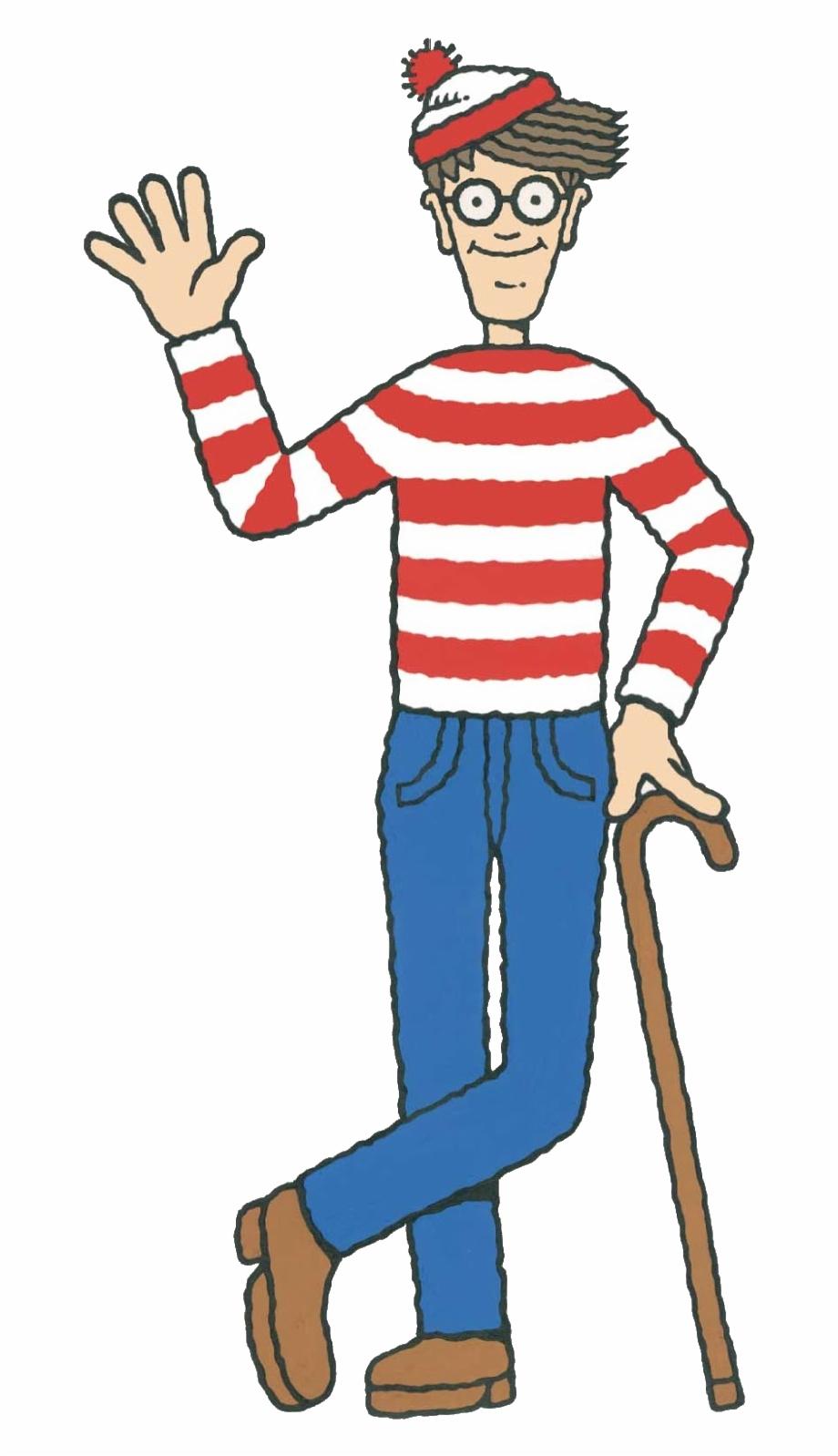 Waldo.