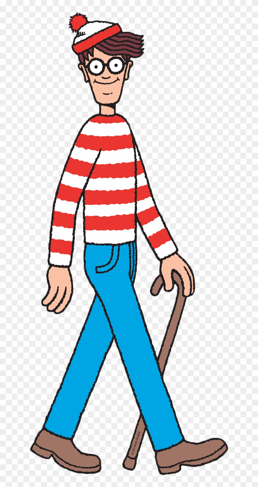 Where S Wally Png & Free Where S Wally.png Transparent Images #28879.