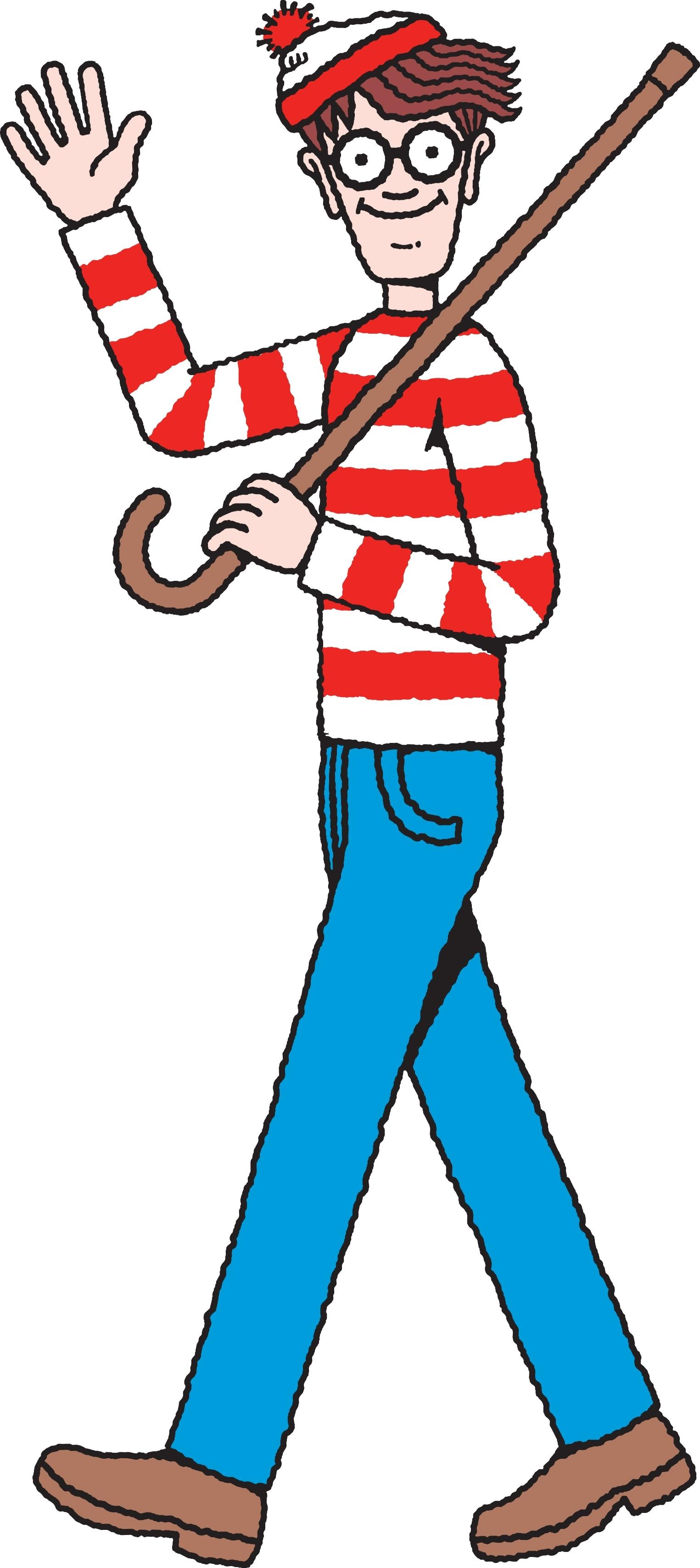 Where's Waldo Characters Png (+).