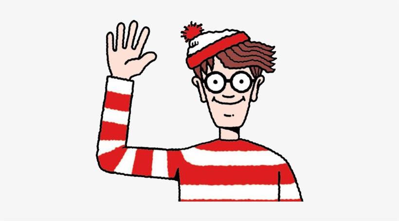 Where Is Waldo Png Jpg Transparent Stock.