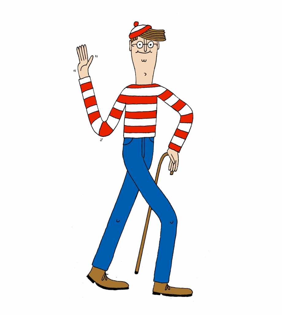 Zombie Waldo Png Clipart Clip Art Freeuse Download.