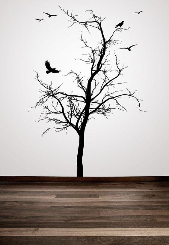 Winter trees, Winter and Birds on Pinterest.