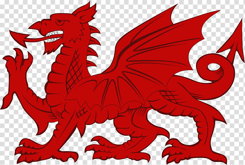 Chinese Flag, Wales, Flag Of Wales, Welsh Dragon, Chinese.