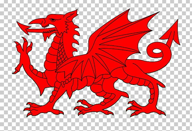 Flag Of Wales Uther Pendragon Welsh Dragon PNG, Clipart, Black And.