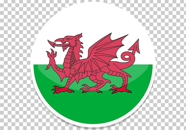 Flag Of Wales T.