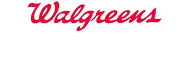 Walgreens Logos.