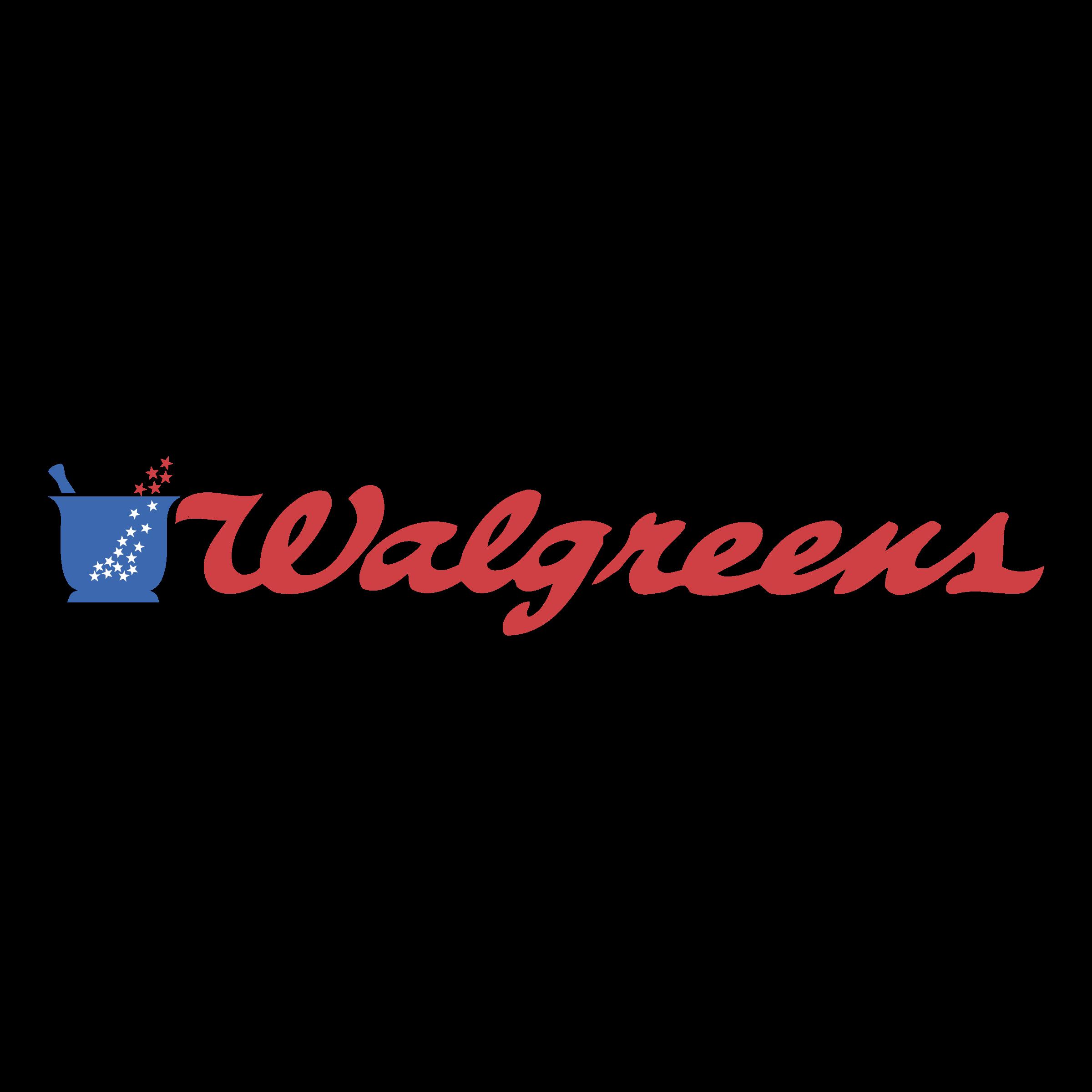 Walgreens Logo PNG Transparent & SVG Vector.