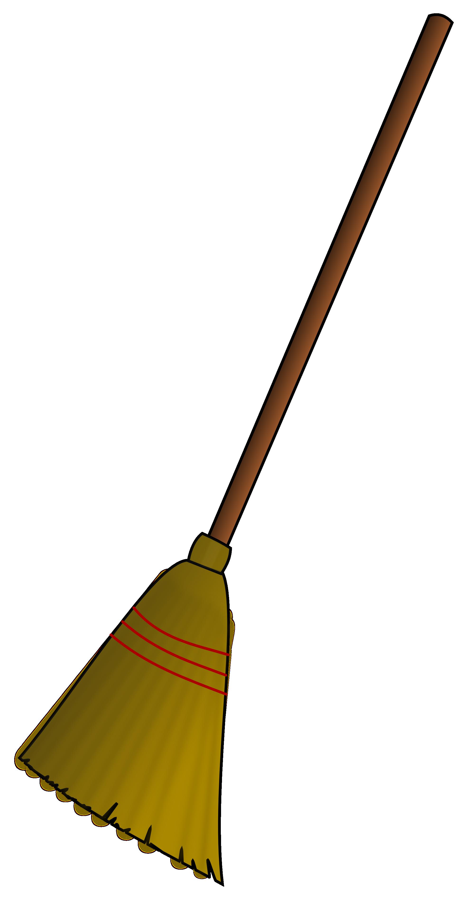 Broom Clipart Free.