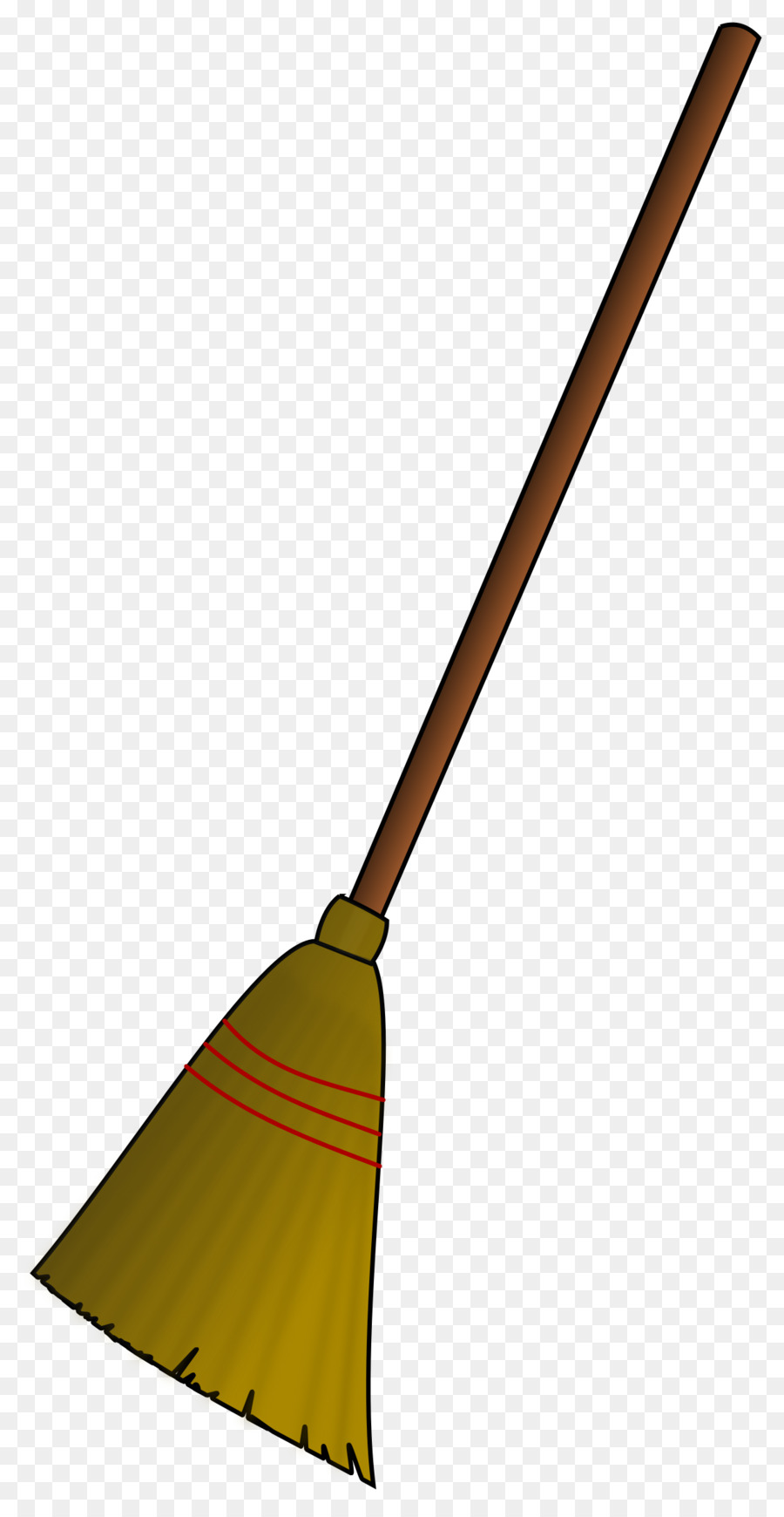 Broom clipart cleaning, Broom cleaning Transparent FREE for.