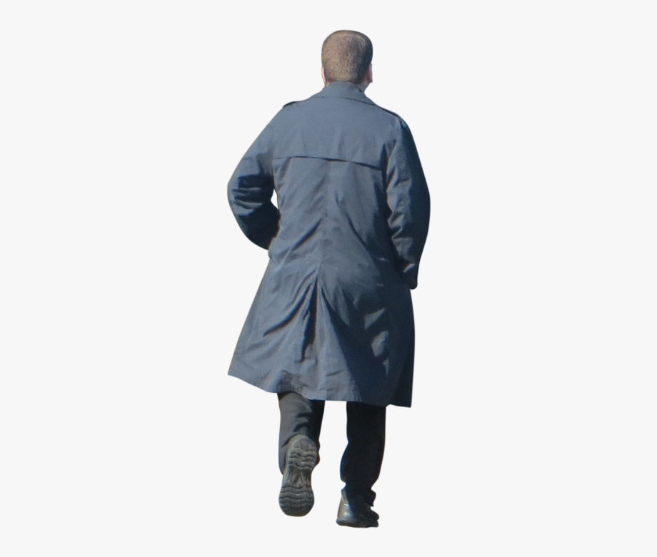 Person Walking Away Png , Transparent Cartoon, Free Cliparts.